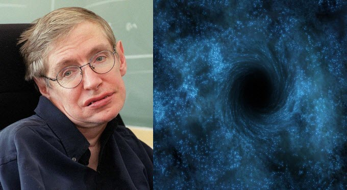 stephen hawking black holes - photo #24