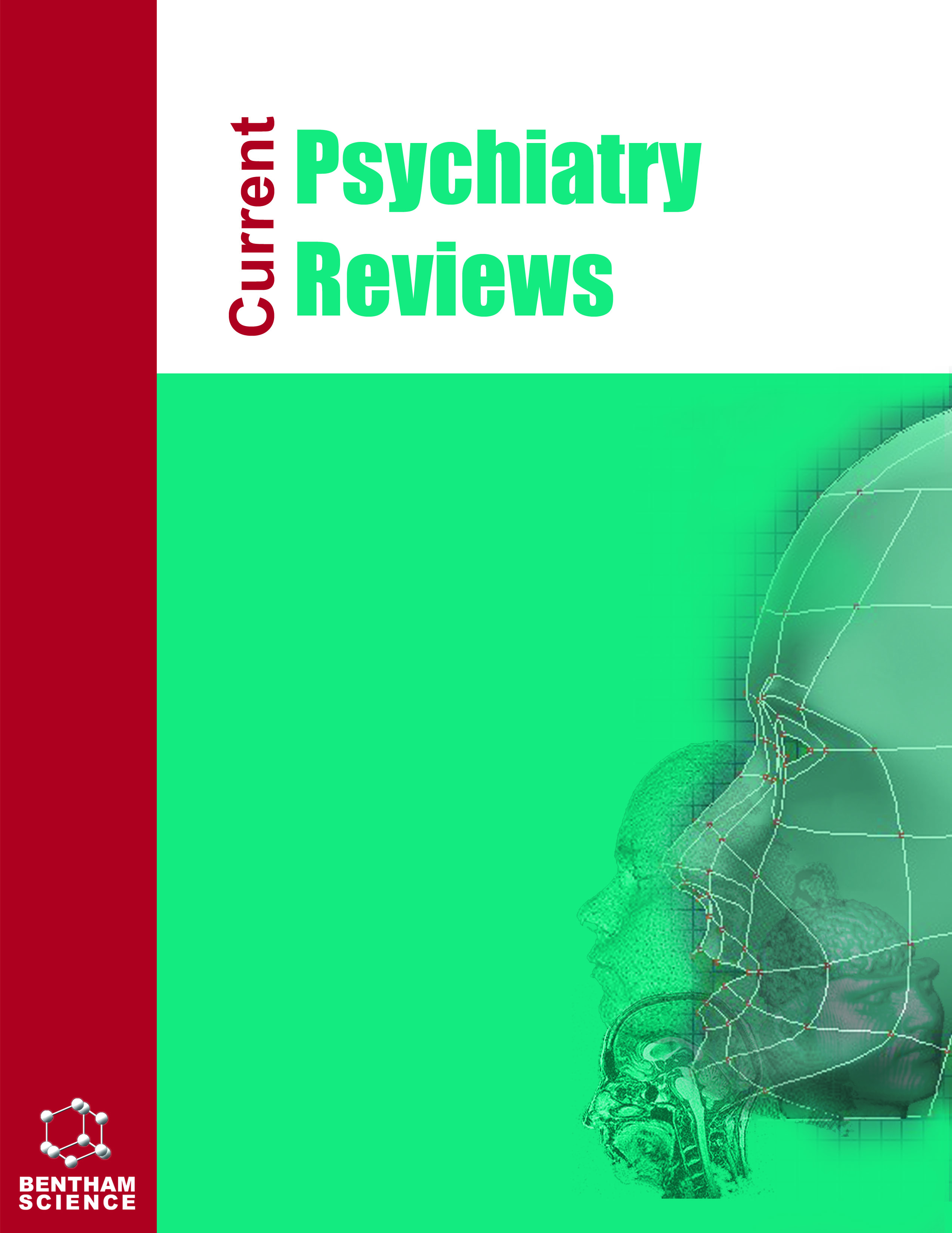 Recently Published Issue of the Journal Current Psychiatry