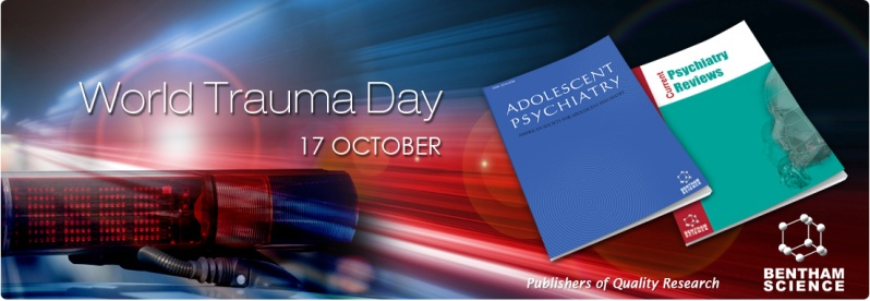 World Trauma Day - 17 October  IMAGES, GIF, ANIMATED GIF, WALLPAPER, STICKER FOR WHATSAPP & FACEBOOK
