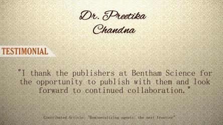 Dr preetika