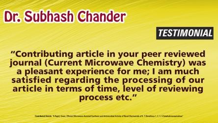 Dr Subhash Chander