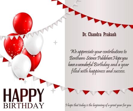 Dr. Chandra Prakash