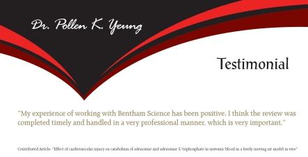 Dr. Pollen K. Yeung