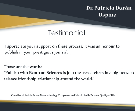 Dr. Patricia Durán