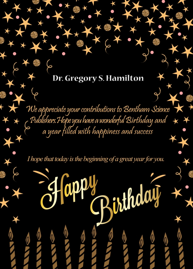 DR . gregory s hamilton