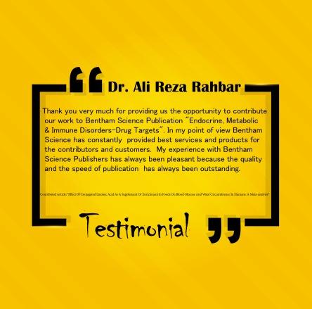 Dr. Ali Reza Rahbar