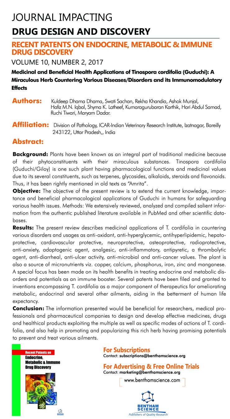 RPEMIDD-Articles_10-2-Kuldeep Dhama Dhama