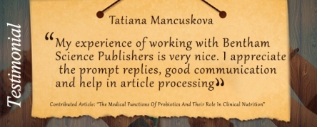 Tatiana Mancuskova