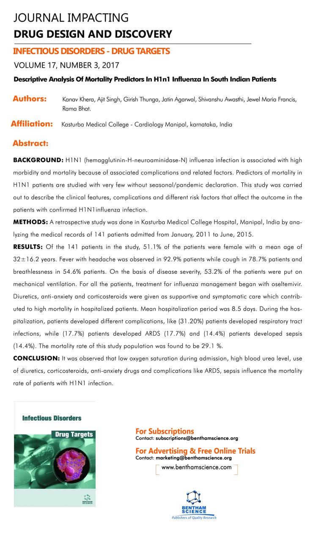 iddt-Articles-17 -3-2017-Ajit Singh
