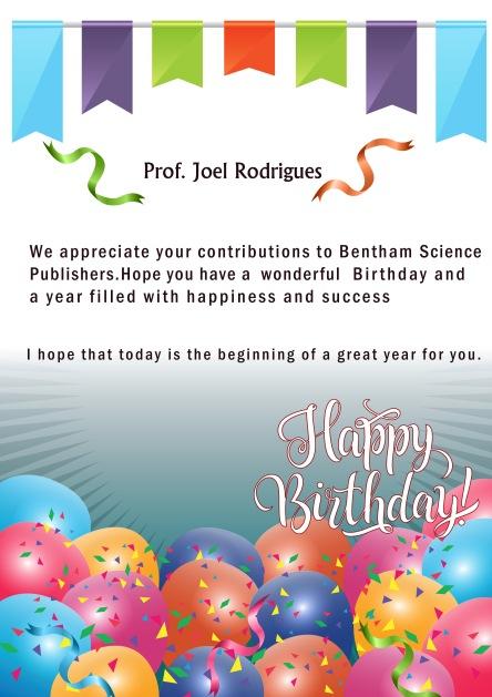 Prof. Joel Rodrigues