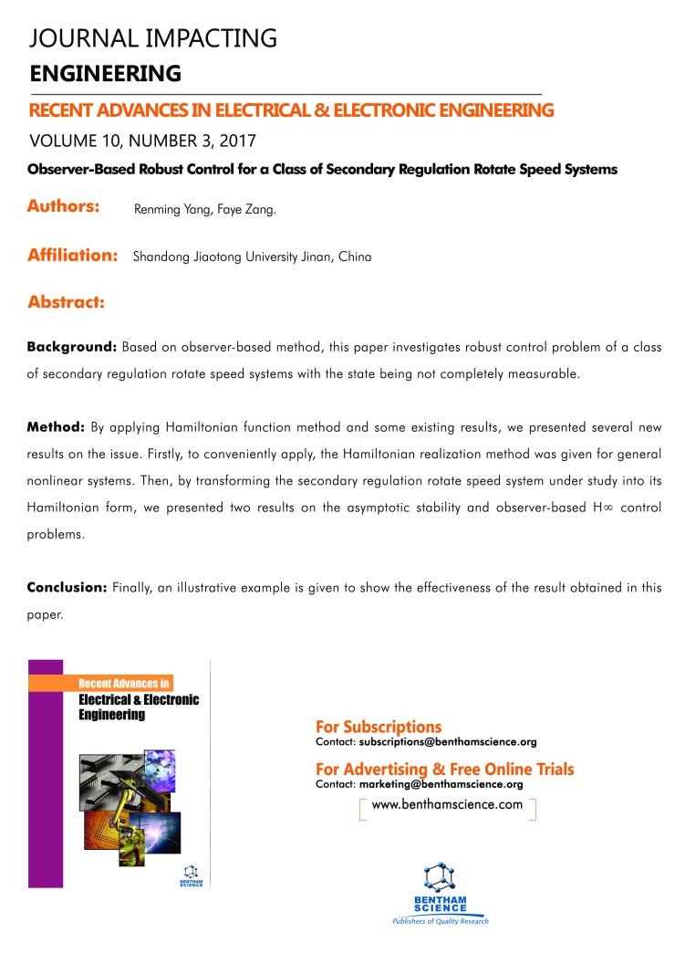 RAEEE-Articles-10 -3-2017-Faye Zang