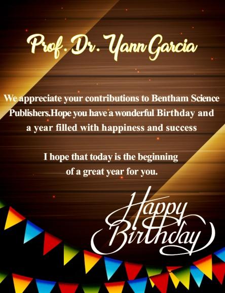 Prof . Dr . Yann Garcia