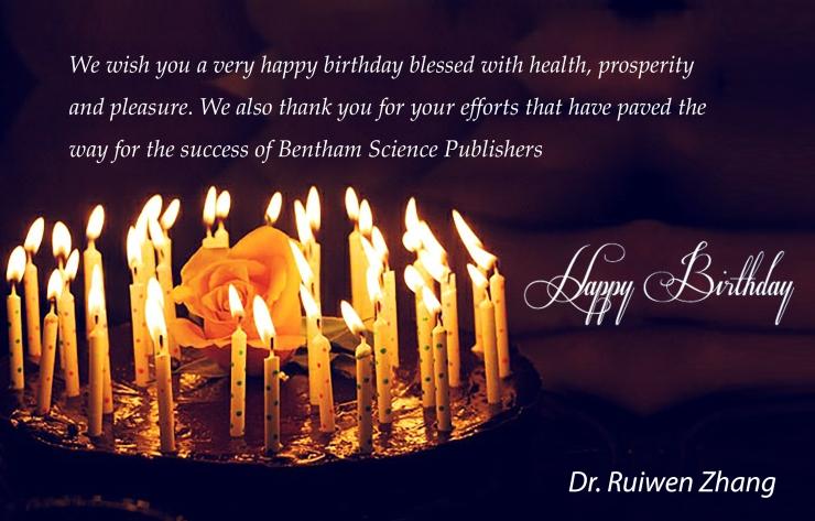 Dr. Ruiwen Zhang