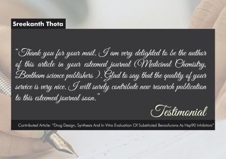 Sreekanth Thota
