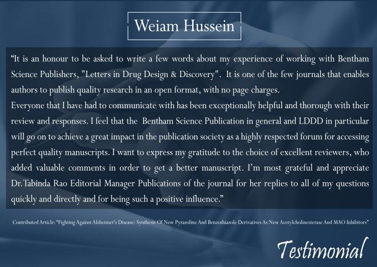 Weiam Hussein