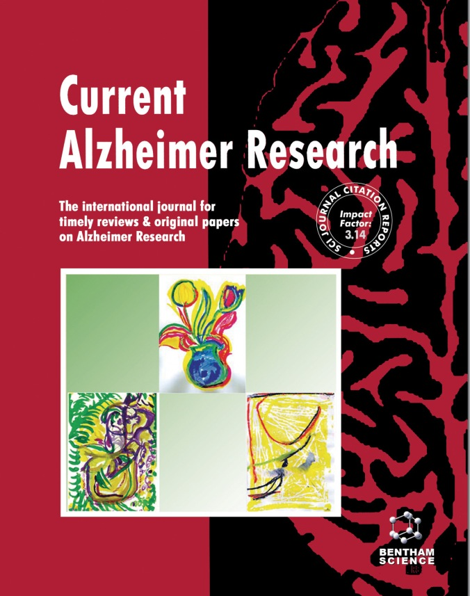 Articles From The Journal Current Alzheimer Research