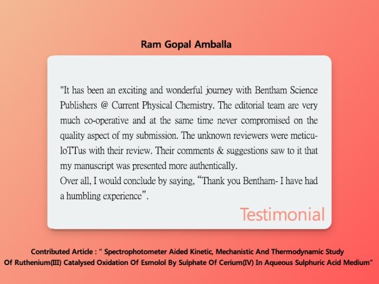 Ram Gopal Amballa