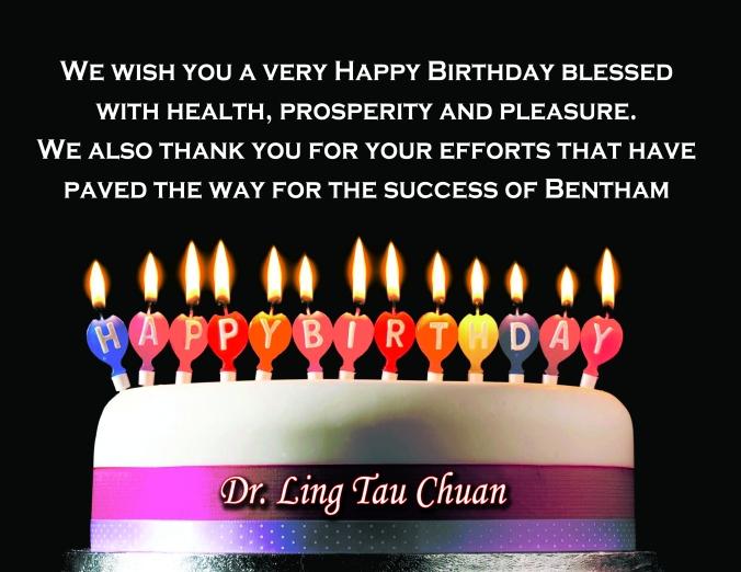 Dr. Ling Tau Chuan