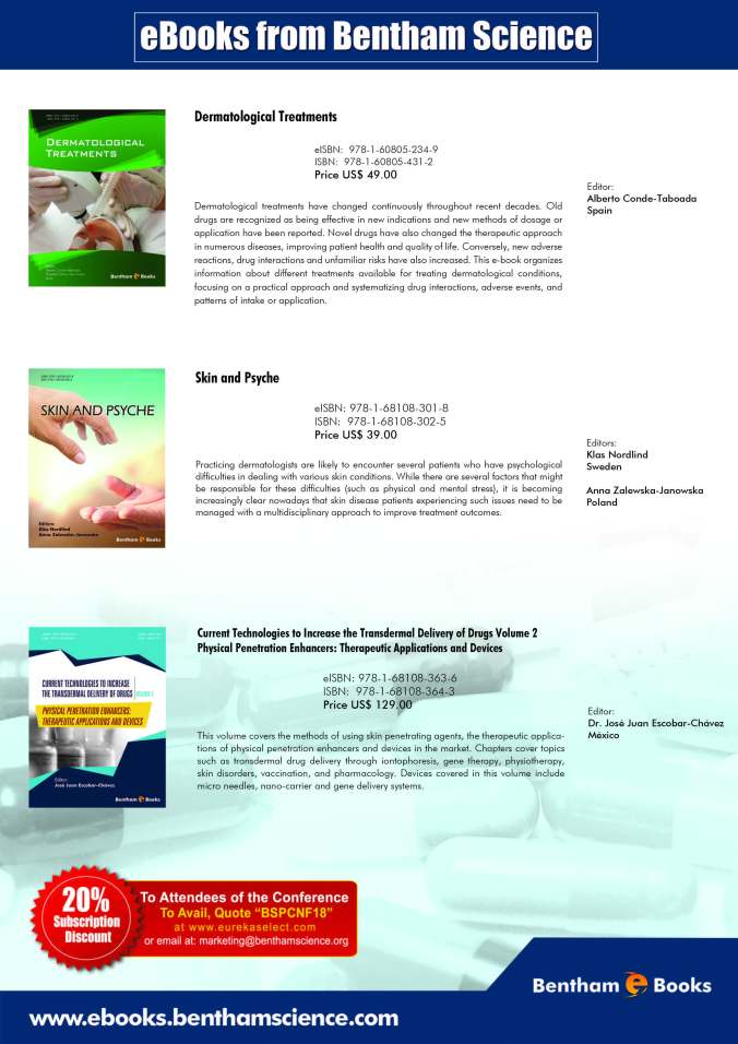 3rd Middle East International Dermatology ebook flyer