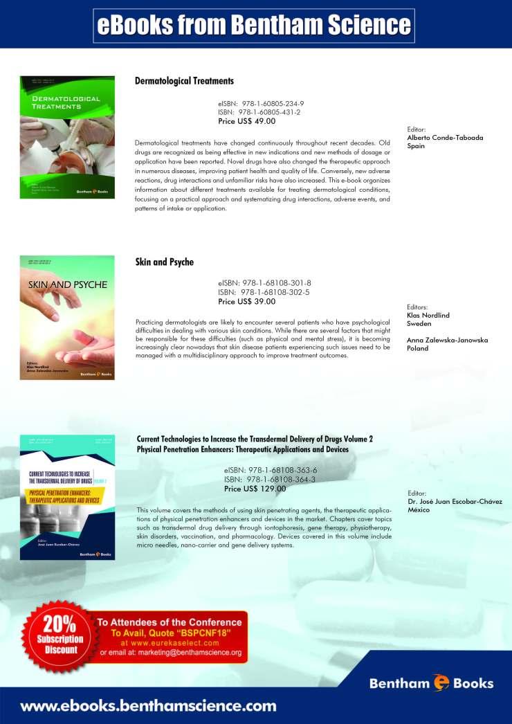 3rd Middle East International Dermatology ebook flyer