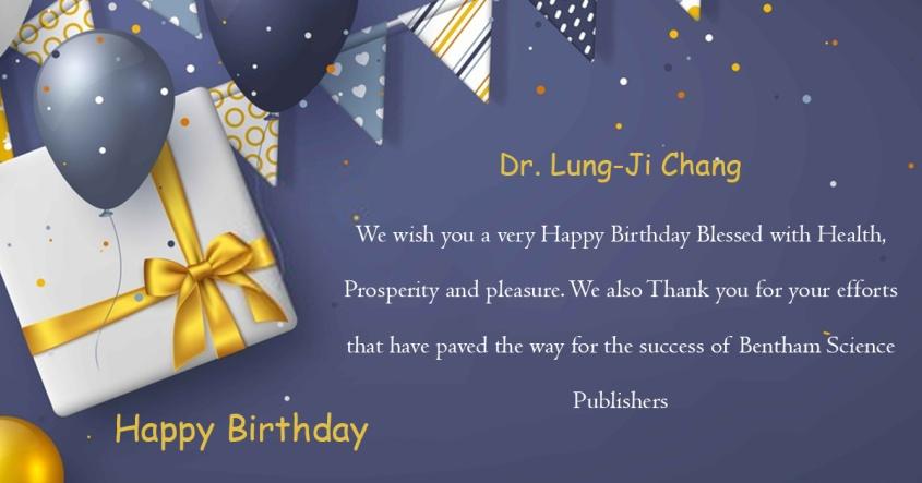 Dr. Lung-Ji Chang