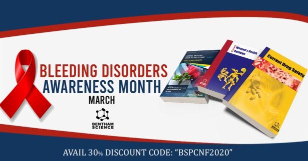 Bleeding Disorders Awareness Month 1200x630