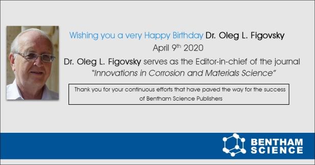 Oleg L. Figovsky...
